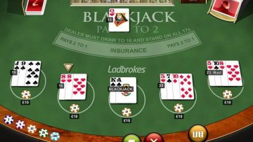 Having Fun With Online Blackjack